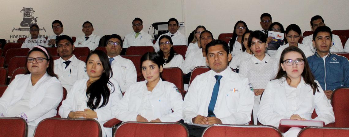 24 NUEVOS MÉDICOS RESIDENTES INGRESARON HOY AL (H.G.D.A.V.) INICIAN SU PREPARACIÓN EN 6 ESPECIALIDADES MEDICAS EN ESTE NOSCOMIO.